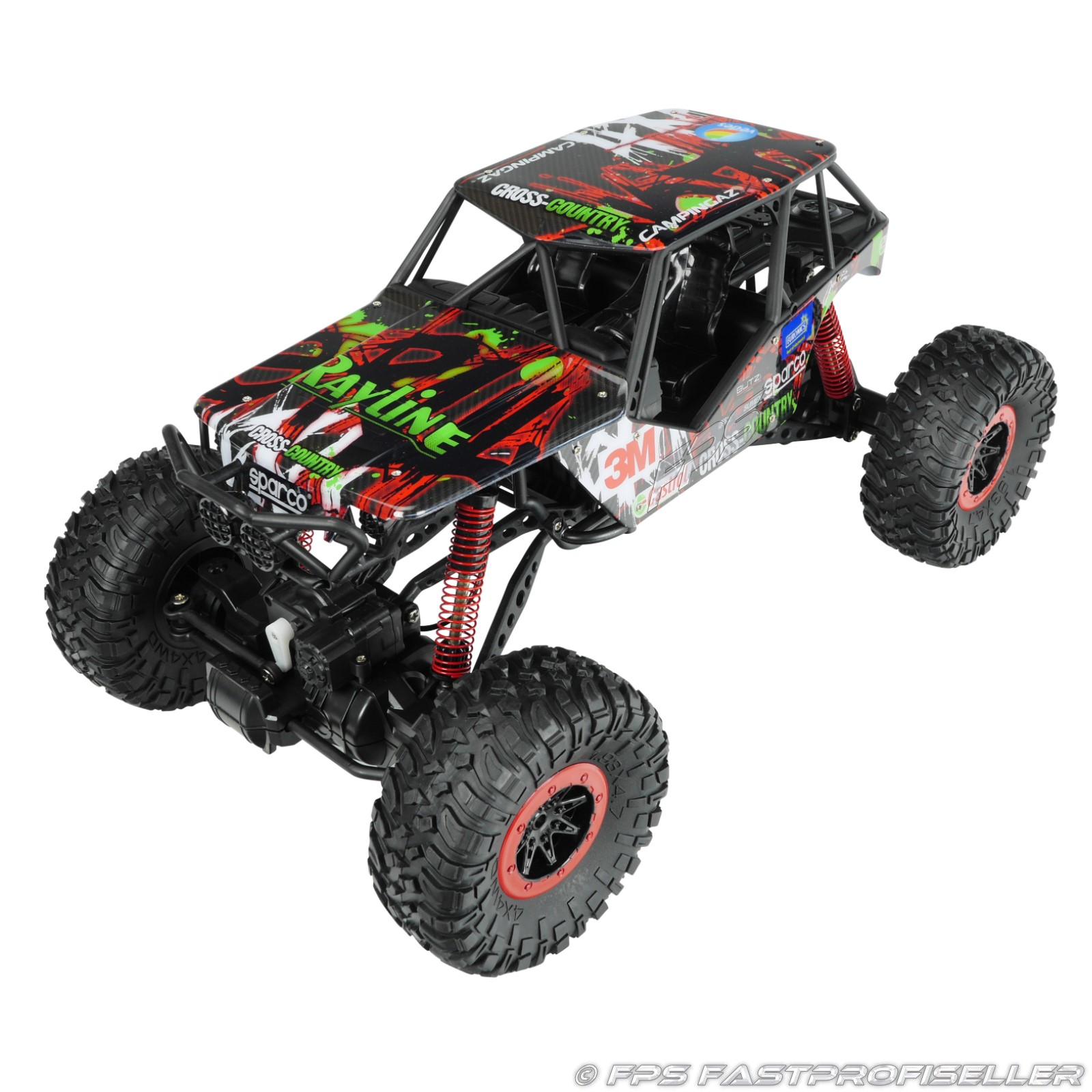rc xxl monstertruck buggy offroad elektro auto rock. Black Bedroom Furniture Sets. Home Design Ideas